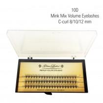 10D Mink Volume Eyelashes