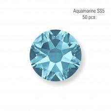 Crystal SS5 Aquamarine
