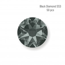 Crystal SS3 Black Diamond