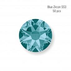 Crystal SS3 Blue Zircon