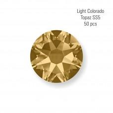 Crystal SS5 Light Colorado Topaz
