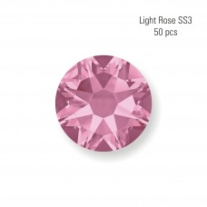 Crystal SS3 Rose