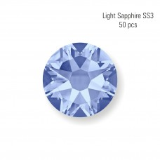 Crystal SS3 Light Sapphite