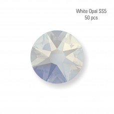 Crystal SS5 White Opal