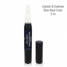 Eyelash & Eyebrow Blue Black Color PEN 5 ml