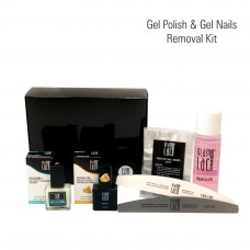 Gel Polish and Gel Nails Removal Kit