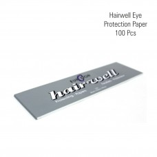 Hairwell eye protection paper 100 pc