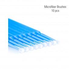 Microfiber brushes 10 pc