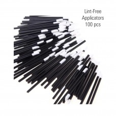 Lint-free applicators 100 pc