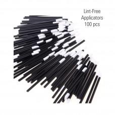 Lint-free applicators 100 pc