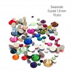 Swarovski crystal 1,9 mm